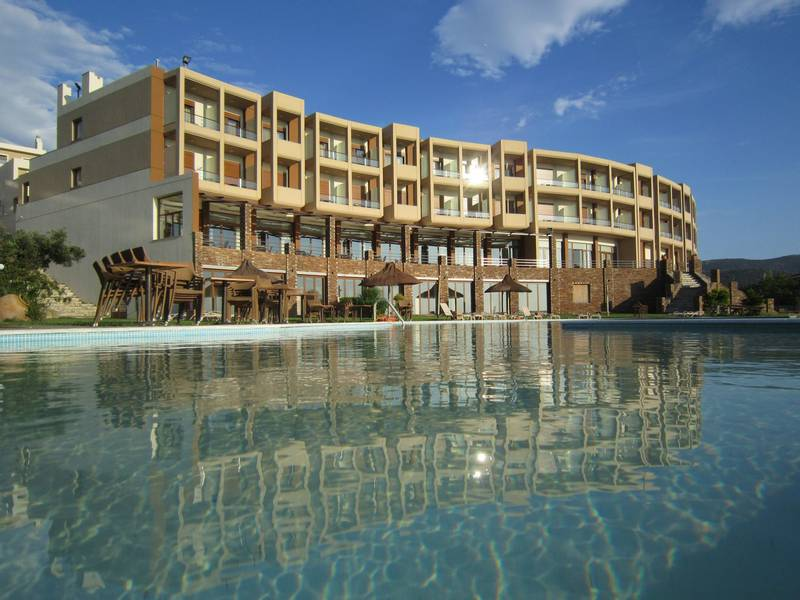 Evia Hotel & Suites, Evia Island Hotels information and reviews