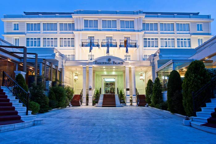 Theoxenia Palace, Athens Hotels