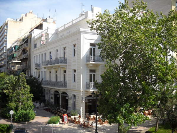 Hotel Rio Athens, Athens Hotels