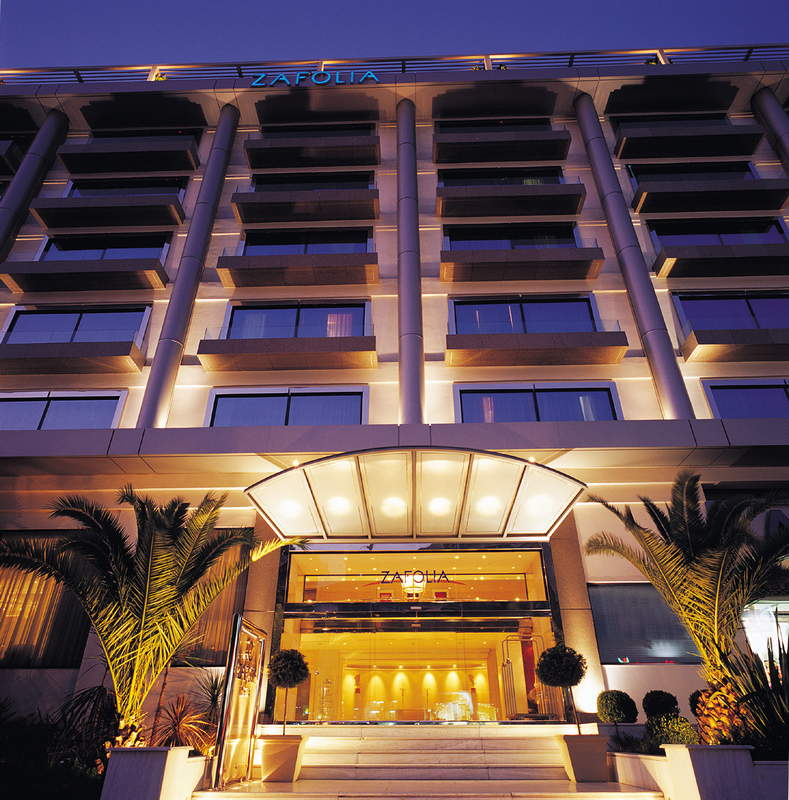 Zafolia Hotel, Athens Hotels information and reviews