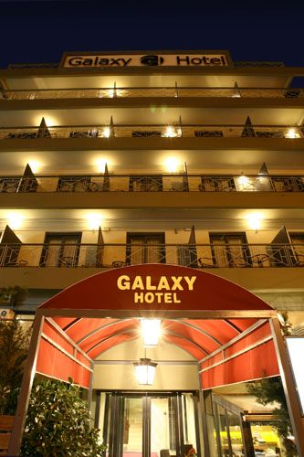 Galaxy Hotel, Athens Hotels