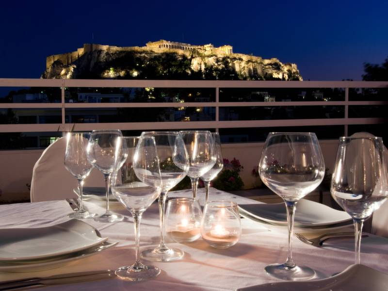 Magna Grecia Boutique Hotel, Athens Hotels