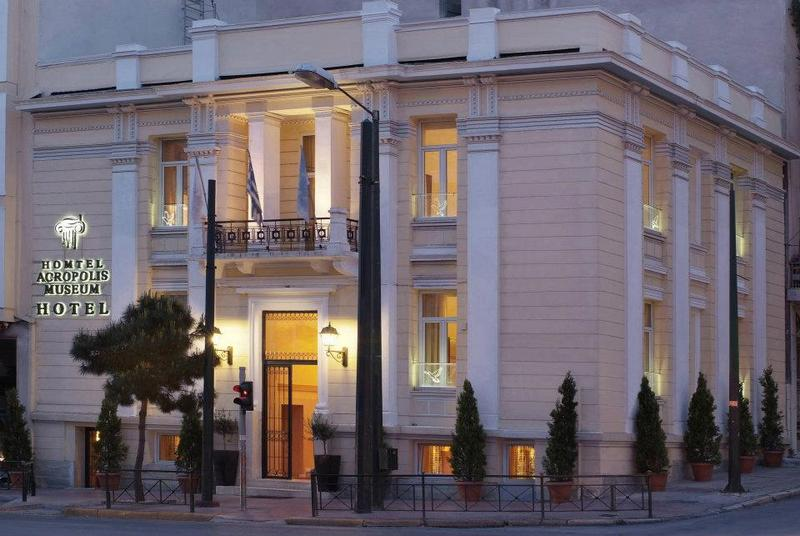 Acropolis Museum Boutique Hotel, Athens Hotels information and reviews